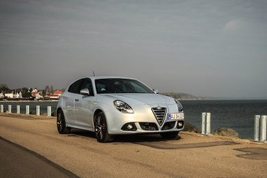 Alfa Romeo Giulietta test 1.4 MultiAir