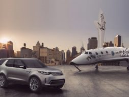 Land Rover Discovery koncept