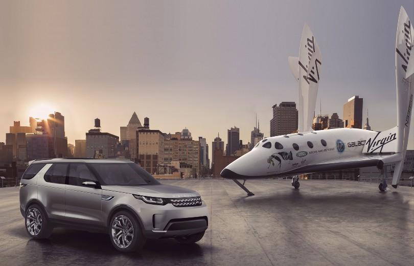Land Rover løfter sløret for den næste Discovery
