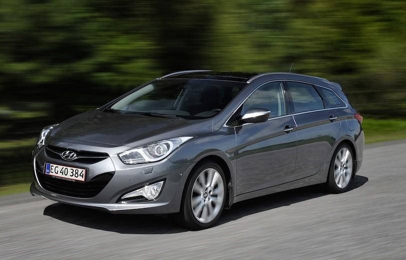 Leasingtilbud på Hyundai i40
