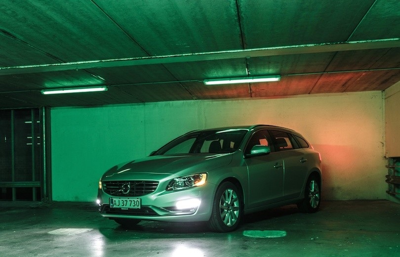 Test: Volvo V60 D4