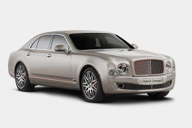 Bentley Mulsanne Hybrid