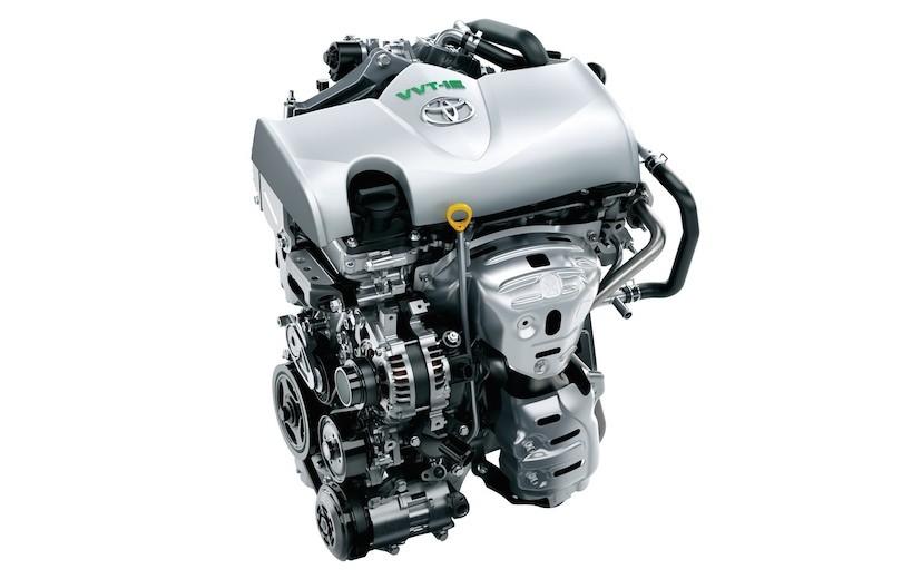 Toyota viser to nye små motorer