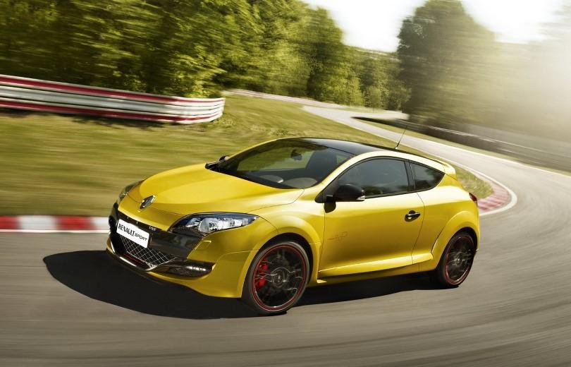 Renault jagter rekord på Nürburgring