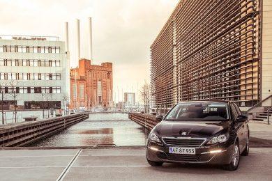 Peugeot 308 benzin test