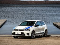 VW Polo R WRC test