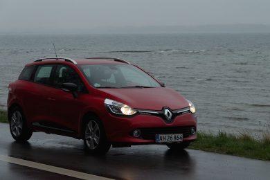 Renault Clio Sport Tourer test benzin