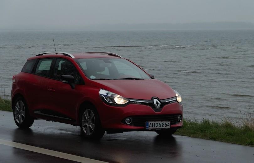 Test: Renault Clio Sport Tourer 0.9 Dynamique