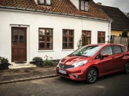 Nissan Note 1.2 DIG-S test