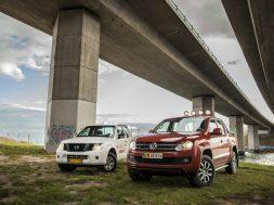 VW Amarok vs. Nissan Navara