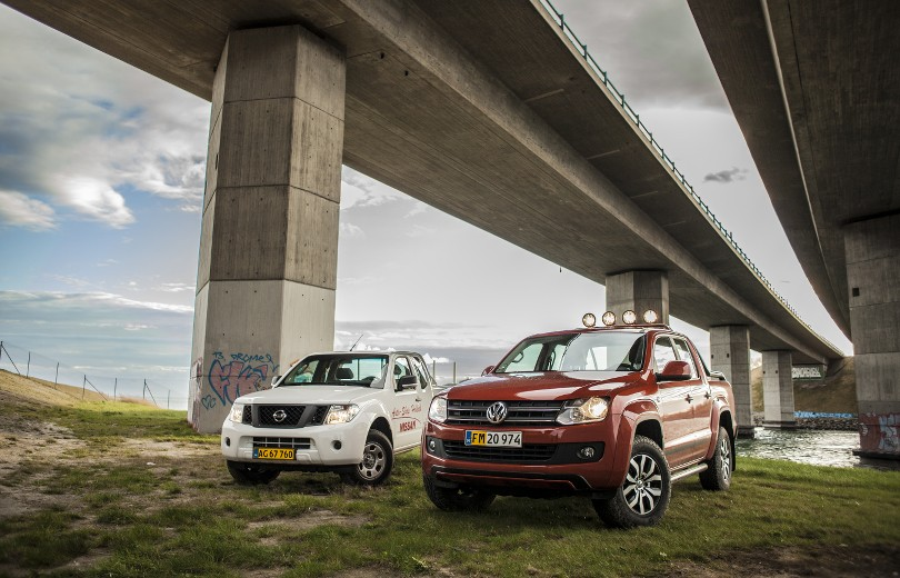 Test: Nissan Navara vs. VW Amarok