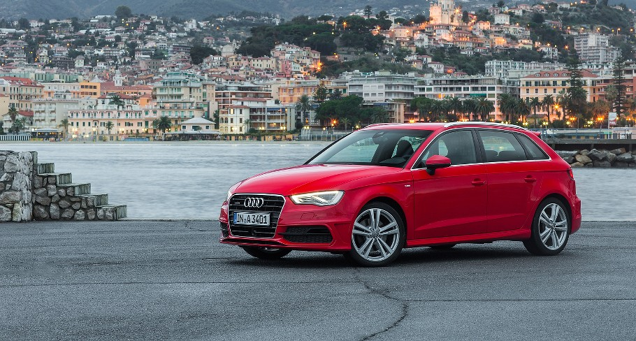 Audi A3 er World Car of the Year