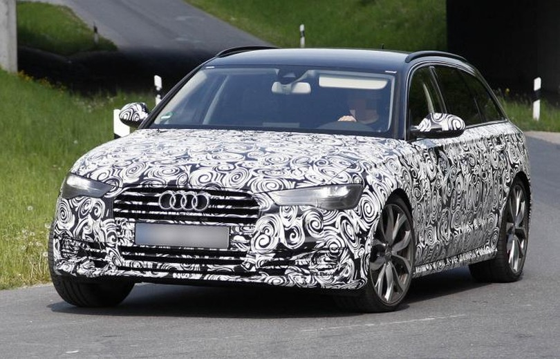 Facelift til Audi A6 på vej
