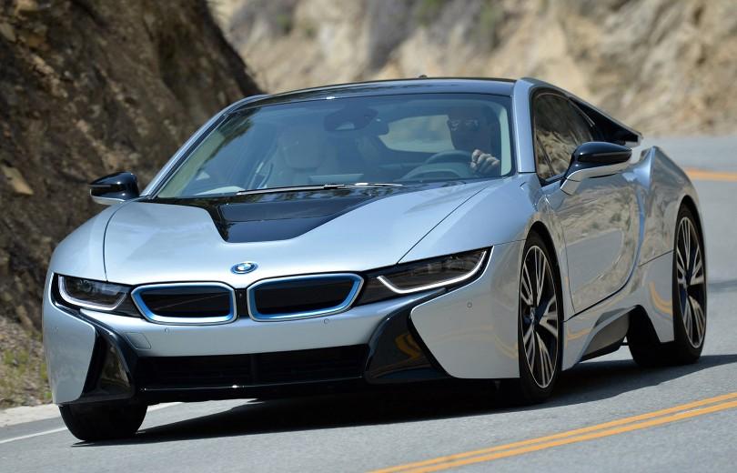 BMW i8 lanceret i Danmark