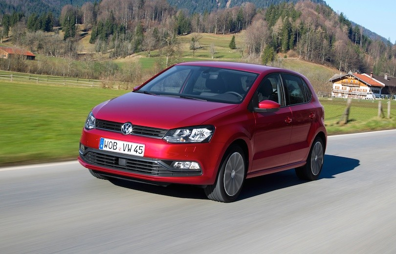First drive: faceliftet VW Polo