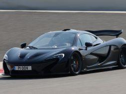 McLaren P1 Track
