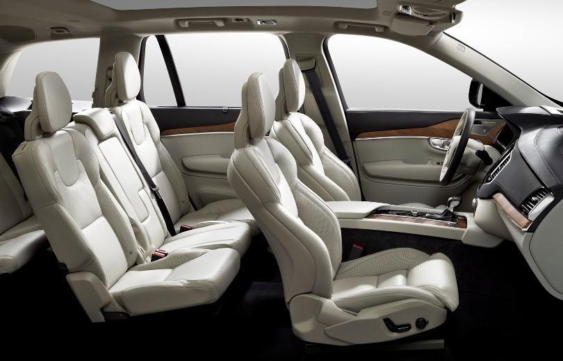 Volvo viser interiøret i den kommende XC90