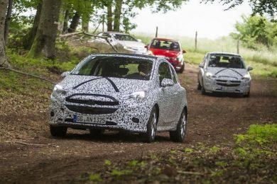 Den nye Opel Corsa
