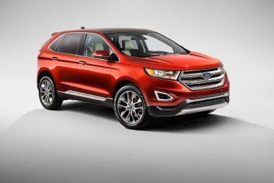 Ny Ford Edge kommer til Europa
