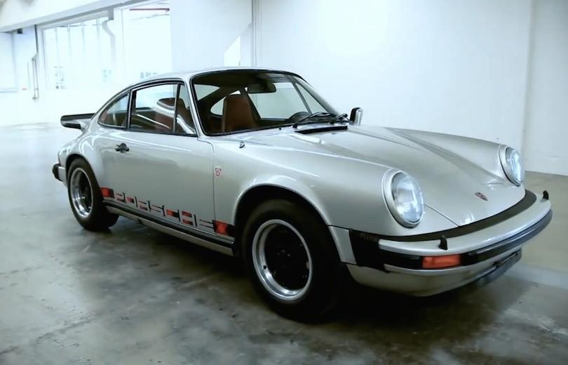 Mød den første Porsche 911 Turbo