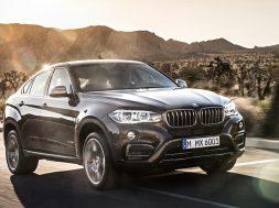 Ny BMW X6
