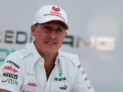 Michael Schumachers kone sælger privatflyet