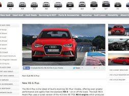 Audi RS6 Plus lækket