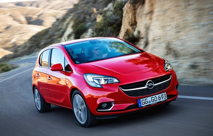 Her er den nye Opel Corsa!