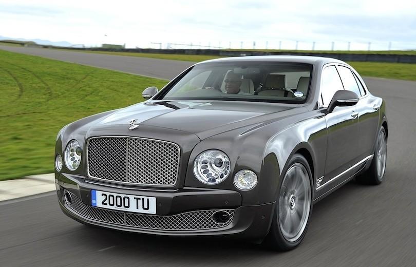 Bentley Mulsanne performance-udgave undervejs!