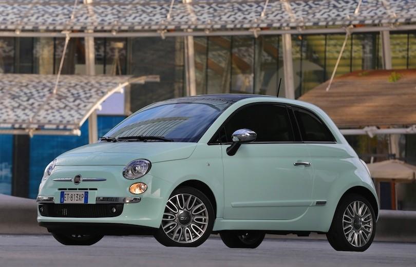 Mere råstyrke og sport til Fiat 500