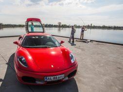 Ferrari F430 test