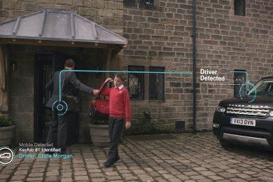 Ny Land Rover teknologi