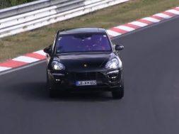 Porsche Macan Turbo S testes