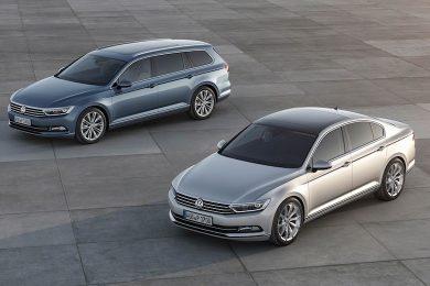 Den nye Volkswagen Passat