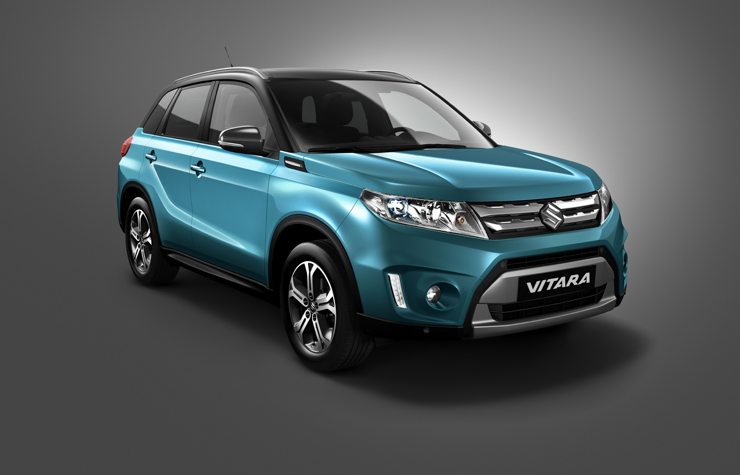Suzuki løfter sløret for ny Vitara