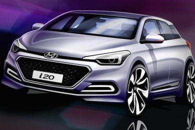 Den nye Hyundai i20