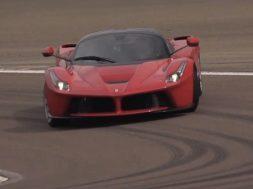 Ferrari LaFerrari drift