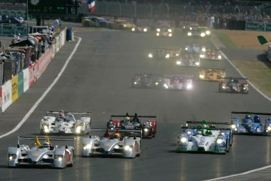 Le Mans start i 2006
