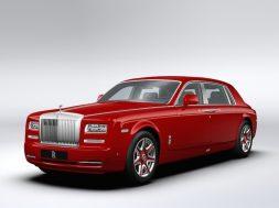 Rolls Royce Phantom Louis XIII Hotel Macau