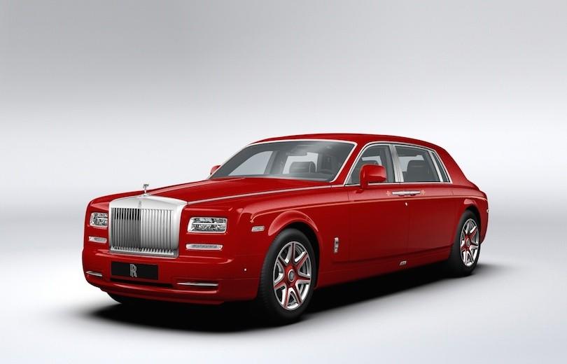 Entreprenør bestiller 30 Rolls-Royce Phantoms
