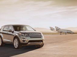 Ny Land Rover Discovery Sport