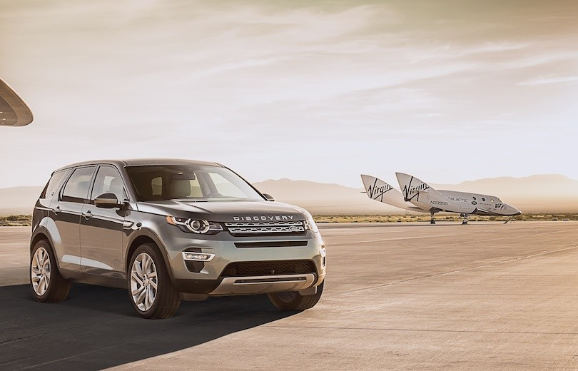 Ny Land Rover Discovery Sport debuterer i Paris