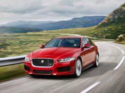 Ny Jaguar XE