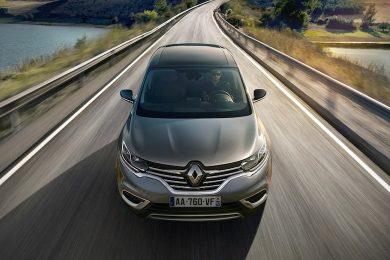 Ny Renault espace