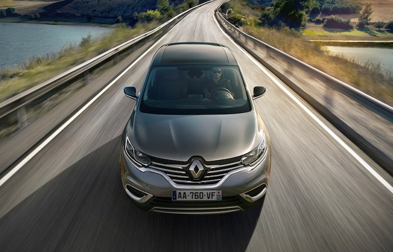 Verdenspremiere til ny Renault Espace