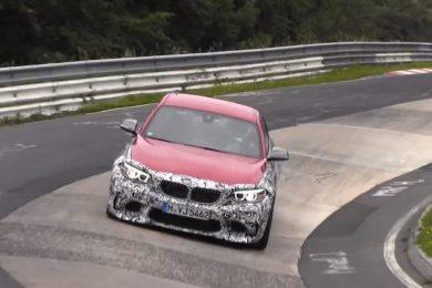 Spionbillede af BMW M2
