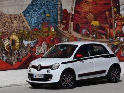 Ny Renault Twingo test