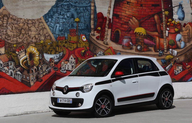 First drive: Renault Twingo