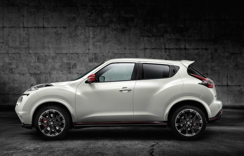 Snart er Nissan Juke NISMO RS klar til Danmark