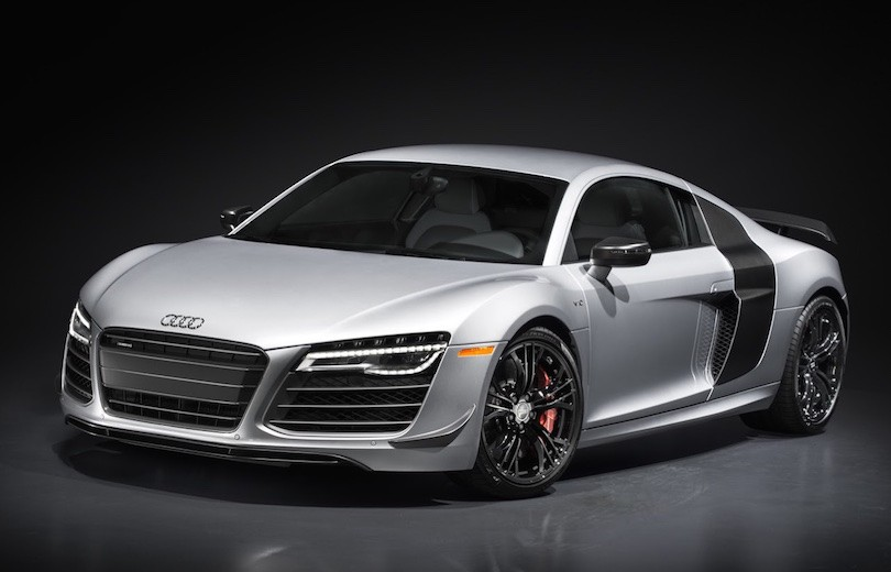 Ny R8 Competition: Audis hurtigste produktionsbil